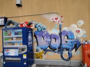 Chiba Graffiti Skatepark